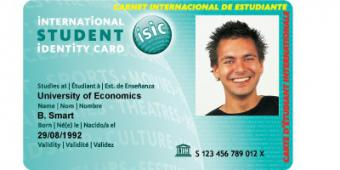 Why get an ISIC card?